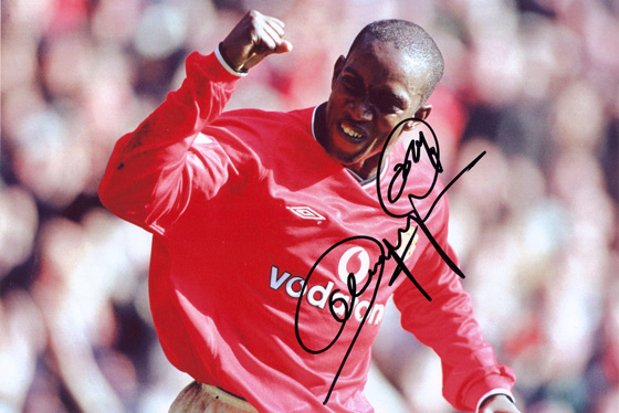Dwight Yorke at Manchester United