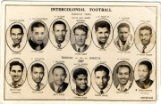 Intercolonial Football - Jamaica Team