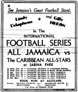 See Jamaica's Great Football Stars