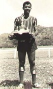 Alvin Corneal with FA Trophy