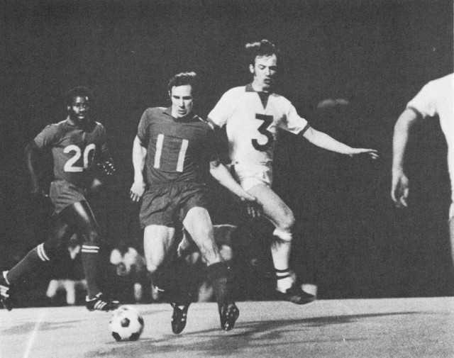 Dallas Tornado at New York Cosmos