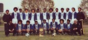 1974 Men's Soccer Team