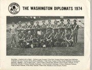 The Washington Diplomats 1974
