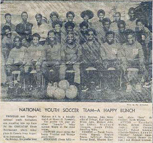 National Youth Soccer Team