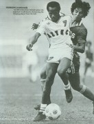 Steve David with Los Angeles Aztecs
