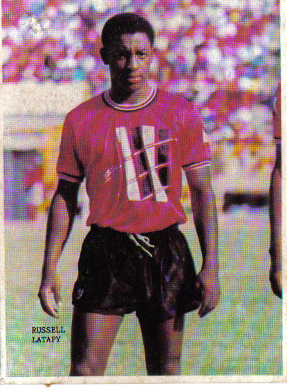 Russell Latapy