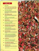 Soccer International Magazine Contents