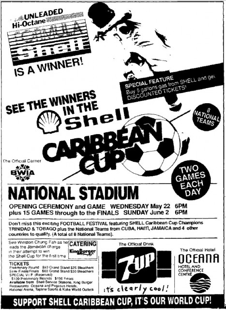 Shell Caribbean Cup