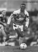 Dwight Yorke with Aston Villa