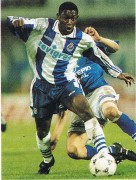 Russell Latapy with Porto
