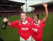 Redfearn and Marcelle