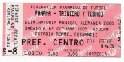 Panama vs Trinidad ticket