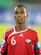 Trinidad & Tobago's Leston Paul