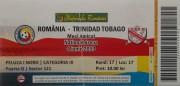 Romania vs Trinidad and Tobago ticket
